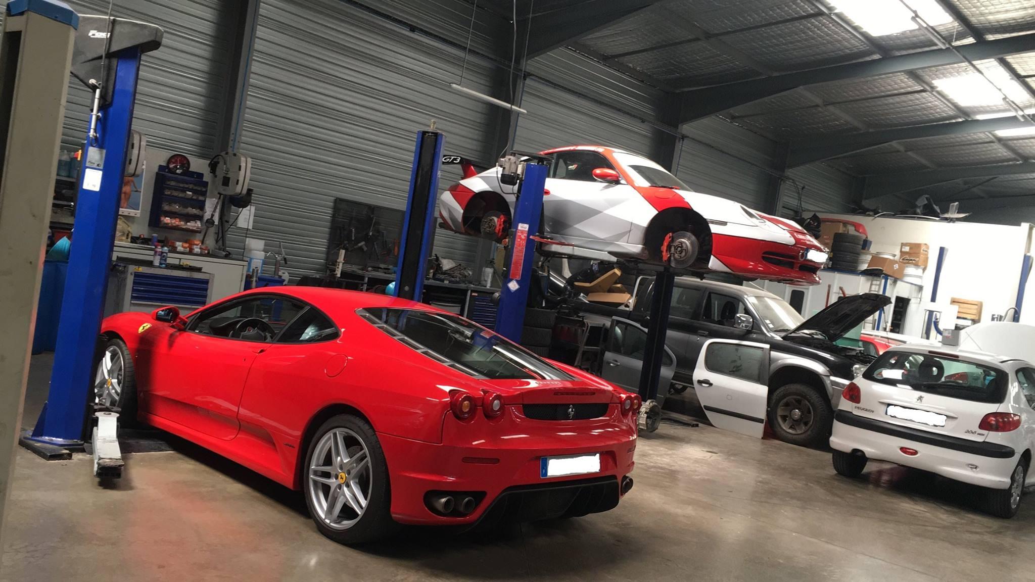 mg automobile mécanique voiture sport